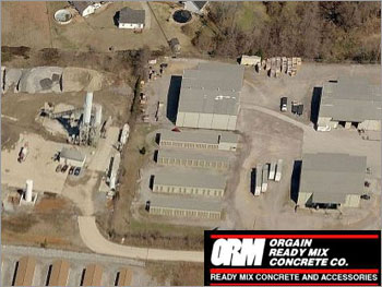 Orgain Ready Mix Concrete Co.